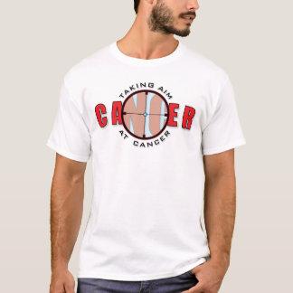 Takin Aim at Cancer T-Shirt