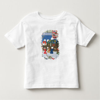Takyuddin and other astronomers toddler T-Shirt