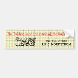 Taliban - Libya Bumper Sticker