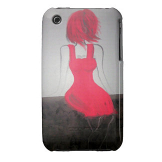 Talk Girl iPhone 3 Case