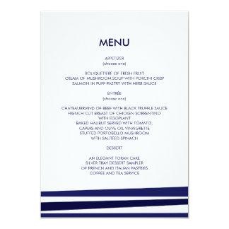 Tallit Bar Mitzvah Program 13 Cm X 18 Cm Invitation Card