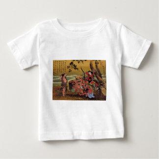 Tametomo on Demon Island Baby T-Shirt