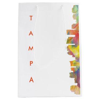 TAMPA, FLORIDA SKYLINE WB1 - MEDIUM GIFT BAG