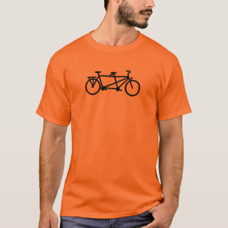 Tandem Bicycle bike T-Shirt