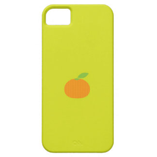 Tangerine Barely There iPhone 5 Case