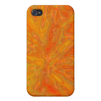 Tangerine  covers for iPhone 4