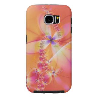 Tangerine Dream Samsung Galaxy S6 Cases