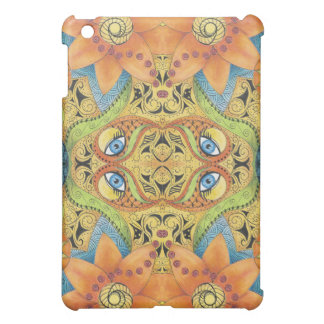 Tangerine Dreams iPad Case