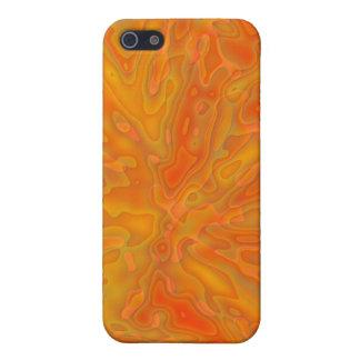 Tangerine  iPhone 5 cases