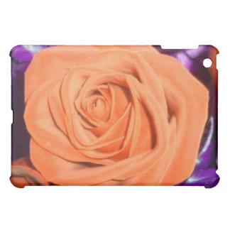 Tangerine Rose iPad Case