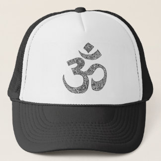 Tangly Om Trucker Hat