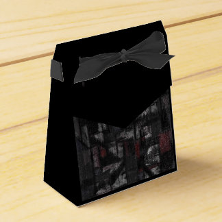 Tango in the rain party favour boxes