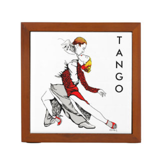 Tango Romance Pencil/Pen Holder