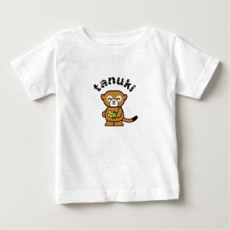 Tanuki Racoon Dog Baby T-Shirt