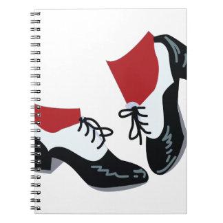Tap Dance Notebooks