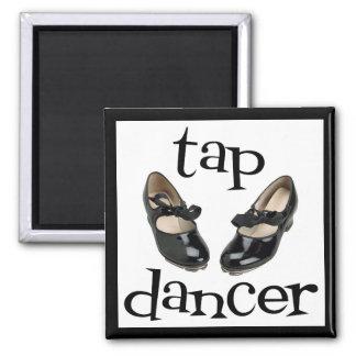 Tap Dancer Magnet Magnets