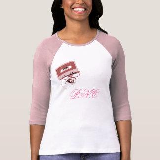 Tape Ribbon T-Shirt - Customized