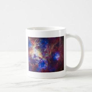Tarantula Nebula Basic White Mug
