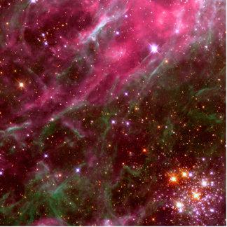 Tarantula Nebula Hubble Telescope Photo Sculpture