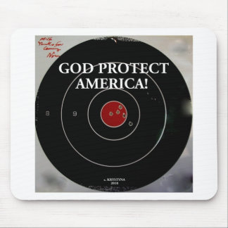 TARGET PRACTICE PHRASES 2 MOUSE PAD