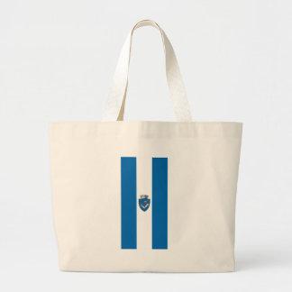 Targu_Mures_Flag Large Tote Bag