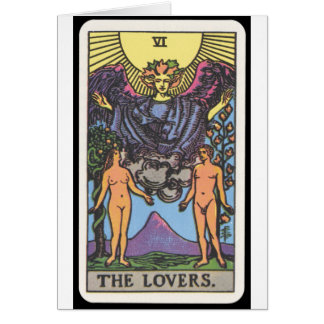 Tarot: The Lovers Card