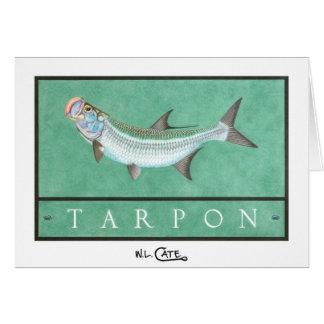Tarpon Greeting & Note Cards
