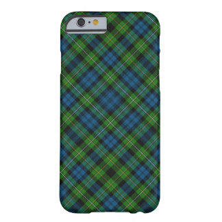 Tartan Campbell iPhone 6/6S Barely There Case