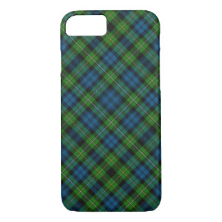 Tartan Campbell iPhone 7 Barely There Case
