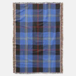 Tartan Hill Throw Blanket