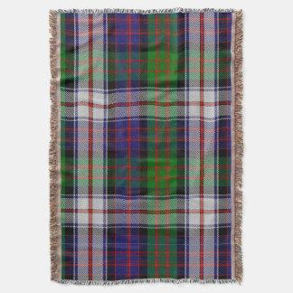 Tartan MacDonald Throw Blanket