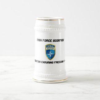 Task Force Scorpion, NTM-A Beer Stein Beer Steins