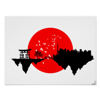 Taste of Japan Poster