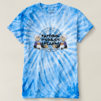 Tattered Souls Brigade Tie-Dye shirt