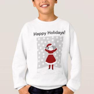 Tattle's Happy Holidays Collection Sweatshirt