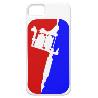 Tattoo All Star Tattoo Machine Gun Art Barely There iPhone 5 Case