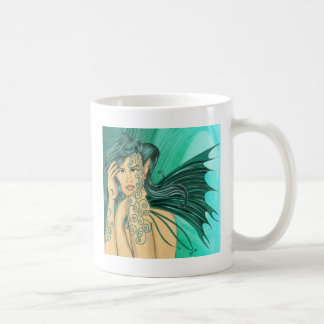 Tattoo faery coffee mug