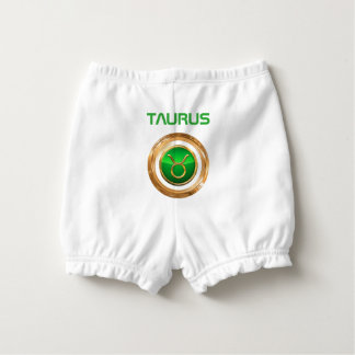 Taurus Astrological Sign Nappy Cover
