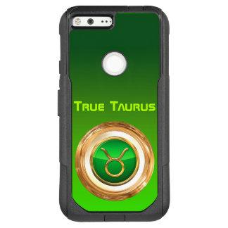 Taurus Astrological Sign OtterBox Commuter Google Pixel XL Case