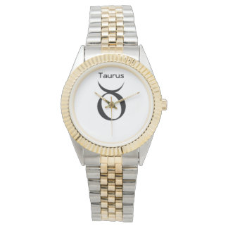 Taurus Sign of the Zodiac  Mens Watches. Watch
