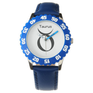 Taurus Sign of the Zodiac Watches. Watch