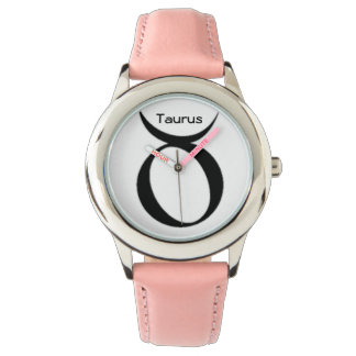 Taurus Sign of the Zodiac Watches. Wrist Watches