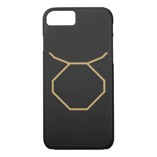 Taurus Zodiac Sign Basic iPhone 7 Case