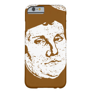 Tawny Luther Barely There iPhone 6 Case