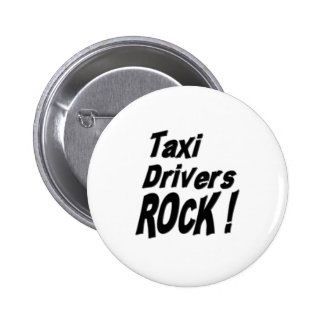 Taxi Drivers Rock! Button