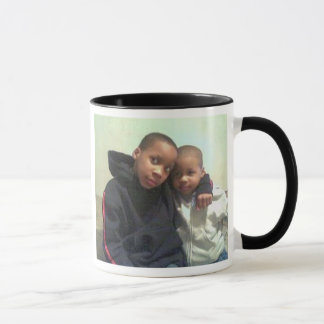 Tay and Fat Daddy Mug