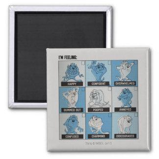 TAZ™ Emotion Checkbox Magnet