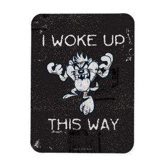 TAZ™ I Woke Up This Way Magnet