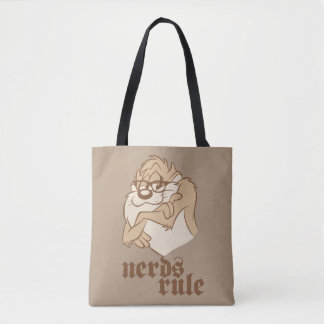 TAZ™ - Nerds Rule Tote Bag