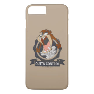 TAZ™ Outta Control iPhone 8 Plus/7 Plus Case